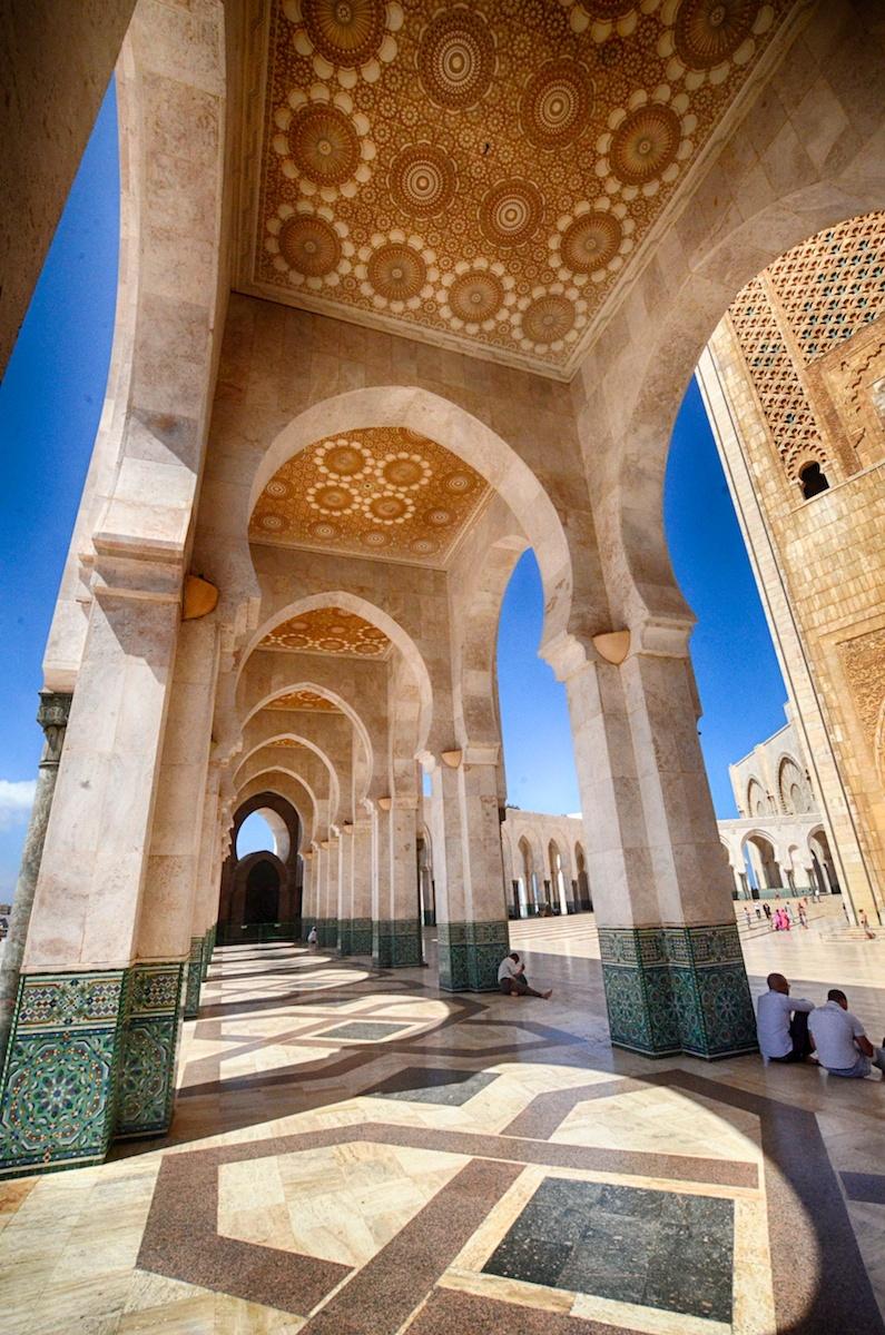 Hassan ii mosque casablanca moroccosoma images - Marocco casablanca ...