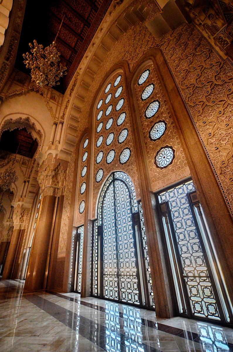 Hassan Ii Mosque Casablanca Moroccosoma Images