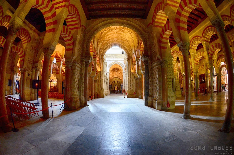 Mezquita Image: Mezquita De Córdoba -Soma Images