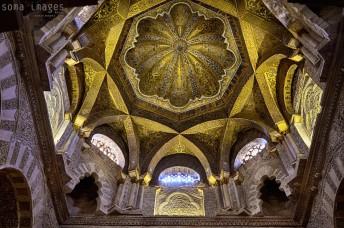 Mezquita de Córdoba, or Cordoba Mosque in Cordoba, Spain